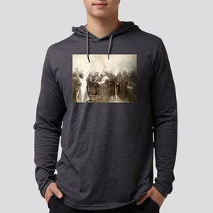 Lakota Chiefs - John Grabill - 1880 Mens Hooded Sh